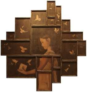 """Bird Catcher"" by Judith Kindler"