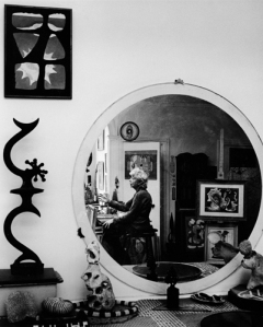 """Eileen Agar (1975)"" by Jorge Lewinski via The Jorge Lewinski Archive"