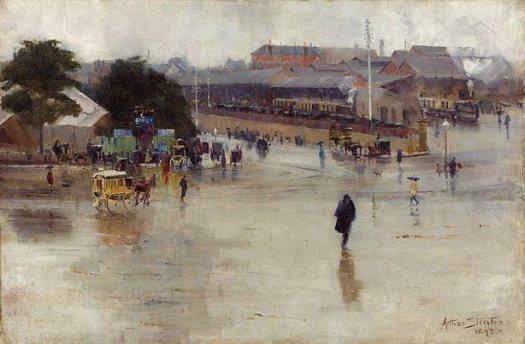 railway station seton